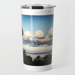 Sailing By Travel Mug