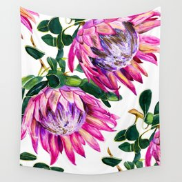 Protea study no.1 Wall Tapestry