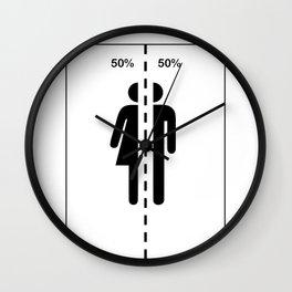 Half life Wall Clock