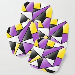 NB (pattern) Coaster