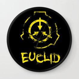 SCP Foundation: Euclid Wall Clock