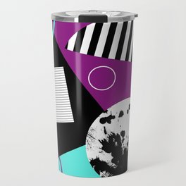 Bits And Bobs 2 - Abstract, geometric design Travel Mug