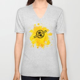 Chaotic Neutral RPG Game Alignment Unisex V-Neck
