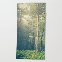 Inner Peace Beach Towel