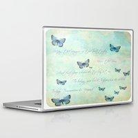 butterflies Laptop & iPad Skins featuring Butterflies by secretgardenphotography [Nicola]