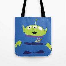 Toy Story Alien Tote Bag
