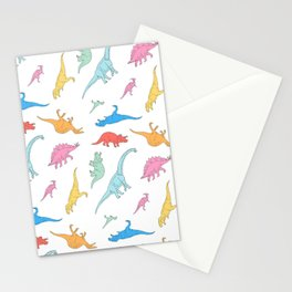 Dino Doodles Stationery Cards