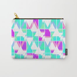 Abstract geometric pattern 4 . Carry-All Pouch