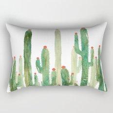 Cactus Four Rectangular Pillow