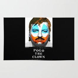 Pogo the Clown Rug
