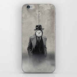 Unlimited time... iPhone Skin