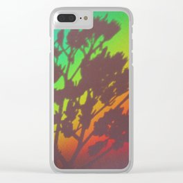 Rainbow's End Clear iPhone Case