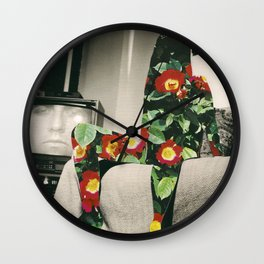 Inside out Wall Clock