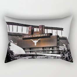 Texas Longhorns Rectangular Pillow
