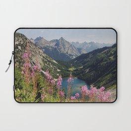 Cascade Summer Wildflowers Laptop Sleeve