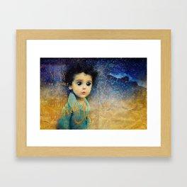 May We Never Lose Our Wonder Framed Art Print