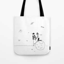 the summertime, and butterflies Tote Bag