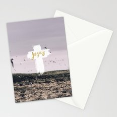 JESUS | EASTER | CROSS Stationery Cards