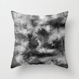 Powder print 1 Throw Pillow