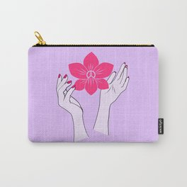 Holy orchid Carry-All Pouch