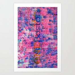 One Boston, version 2 Art Print