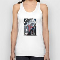 sword Tank Tops featuring Wagner's Sword by Andrew Formosa