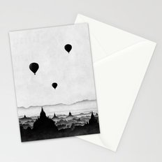 Aurora #2  (On Paper) Stationery Cards