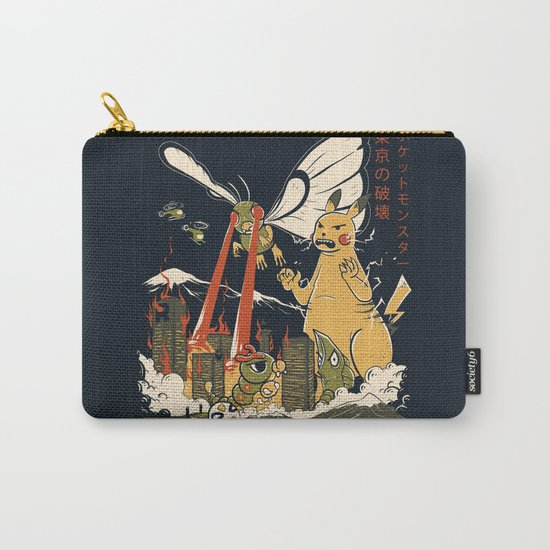 Out of control Carry-All Pouch