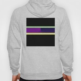 Team Colors 3,,,navy,purple,green and yellow Hoody