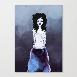 Bluish Canvas Print