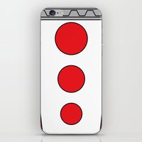 persona iPhone & iPod Skins featuring Persona 4 Teddie Suit by Bunny Frost
