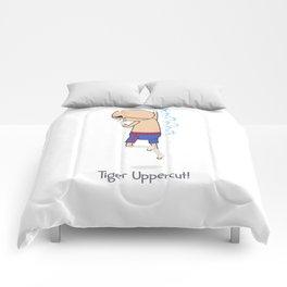 Tiger Uppercut Comforters