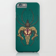 Spider Skull iPhone 6s Slim Case
