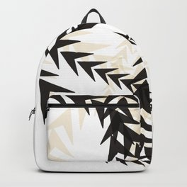 Abstract Arrow Backpack
