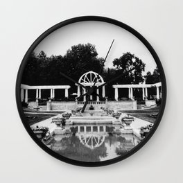 Lakeside Park, 2014 Wall Clock