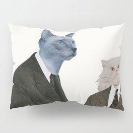 Cat Chat Pillow Sham