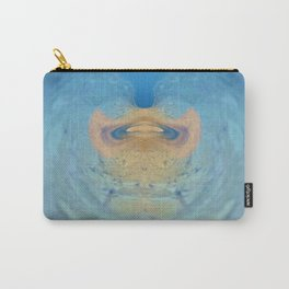 The Splitting of the Sea Carry-All Pouch
