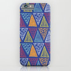 Doodle Geometric Triangles iPhone 6s Slim Case