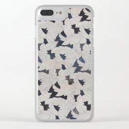 Donatella Clear iPhone Case
