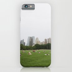 Sheep Meadow, Central Park, NYC Slim Case iPhone 6s