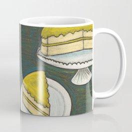 Lemon Cake Coffee Mug