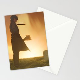 nameless tomb Stationery Cards