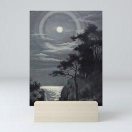 Moon Halo Mini Art Print