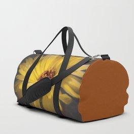 Yellow Calendula Duffle Bag