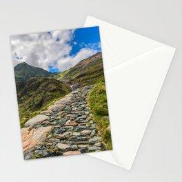 Snowdon Summit Stationery Cards