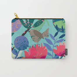 Your Heart is a Fortune Carry-All Pouch