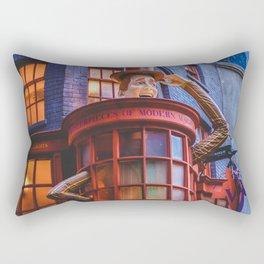 Theme Park Rectangular Pillow