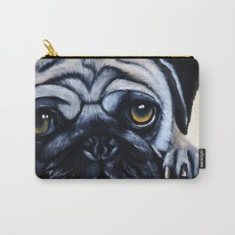Pug Love Carry-All Pouch
