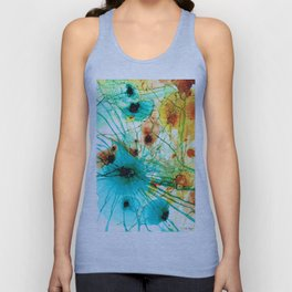 Abstract Art - Possibilities - Sharon Cummings Unisex Tank Top