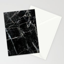 Black Marble Edition 1 Stationery Cards